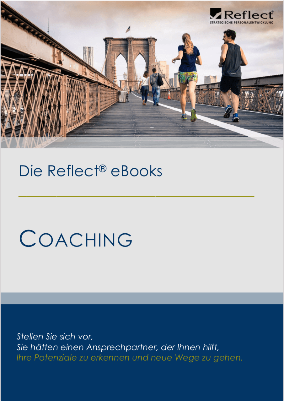 Reflect E-Book Coaching