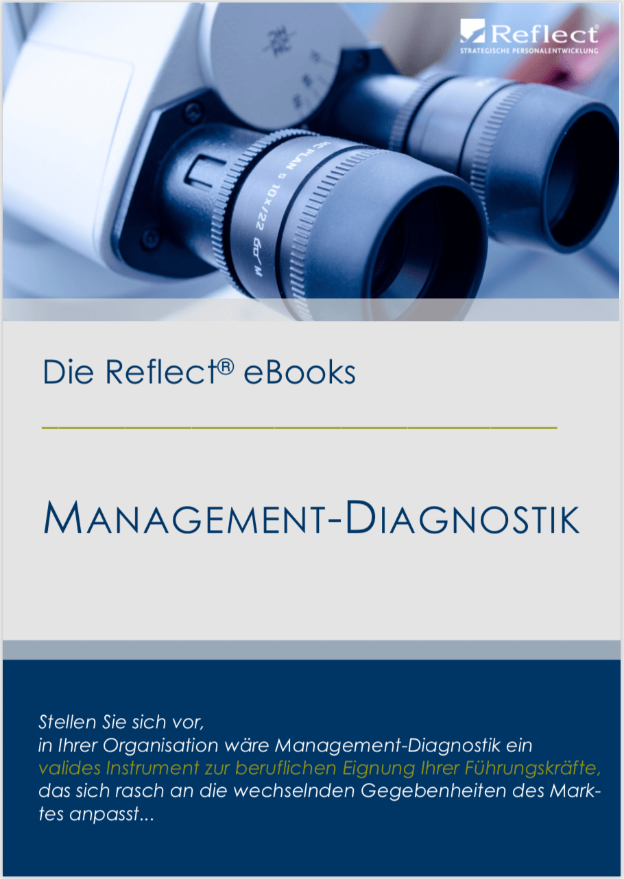 Reflect E-Book Management Diagnostik
