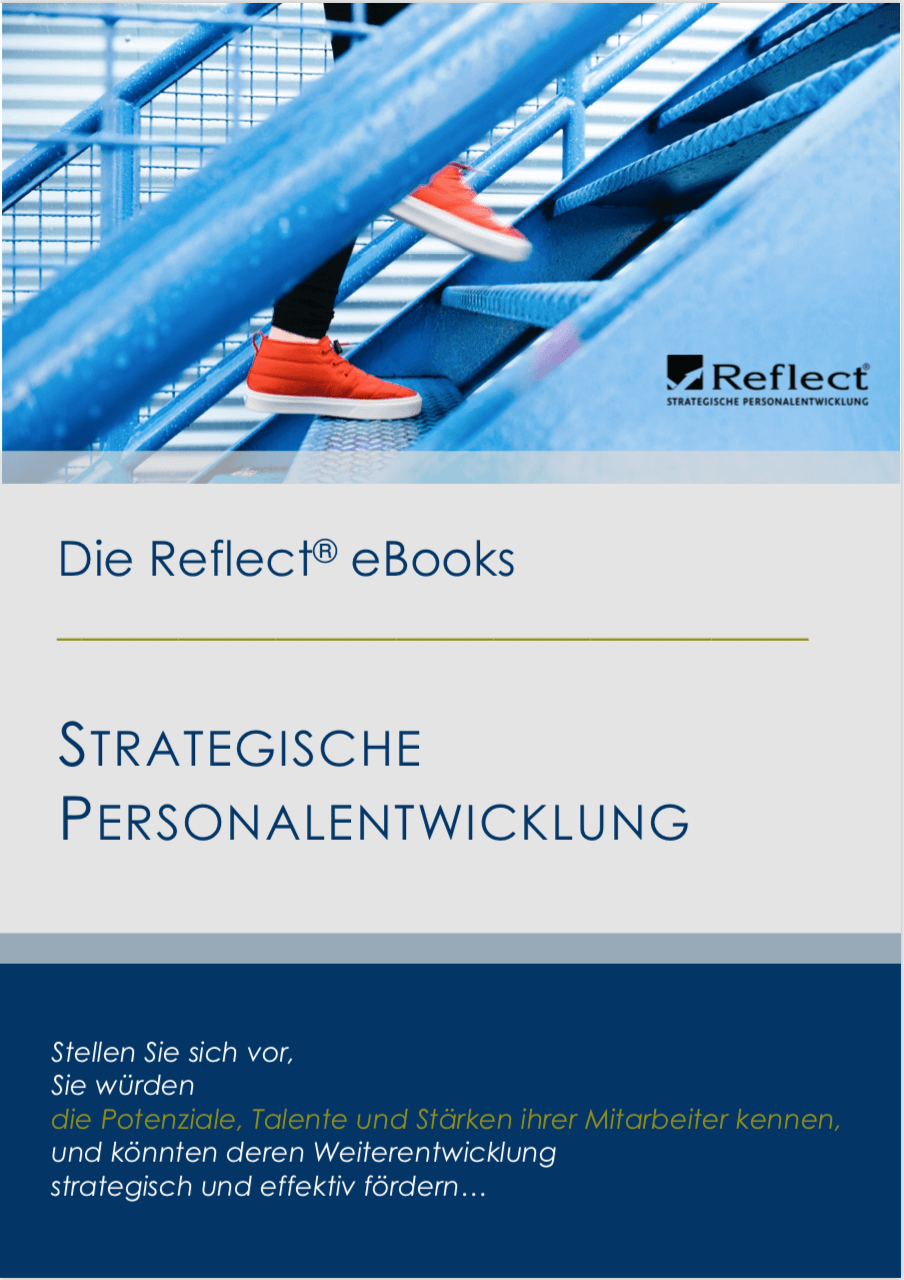 Reflect E-Book Strategische Personalentwicklung